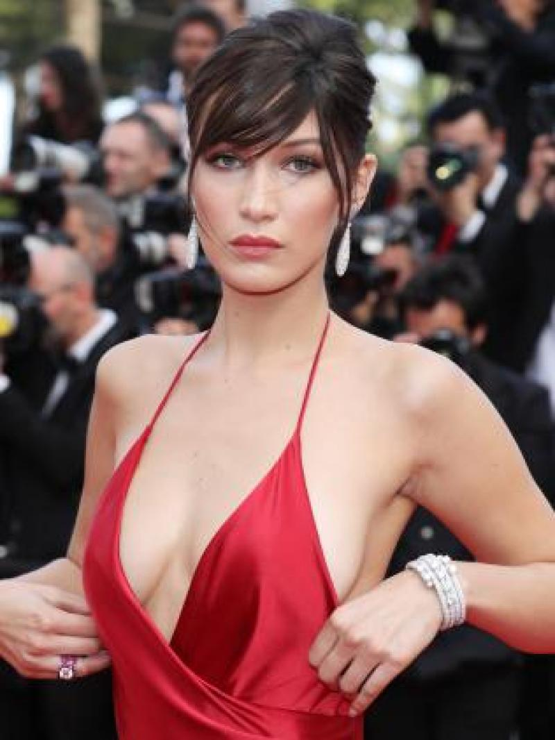 Bella Hadid cannes red carpet 20