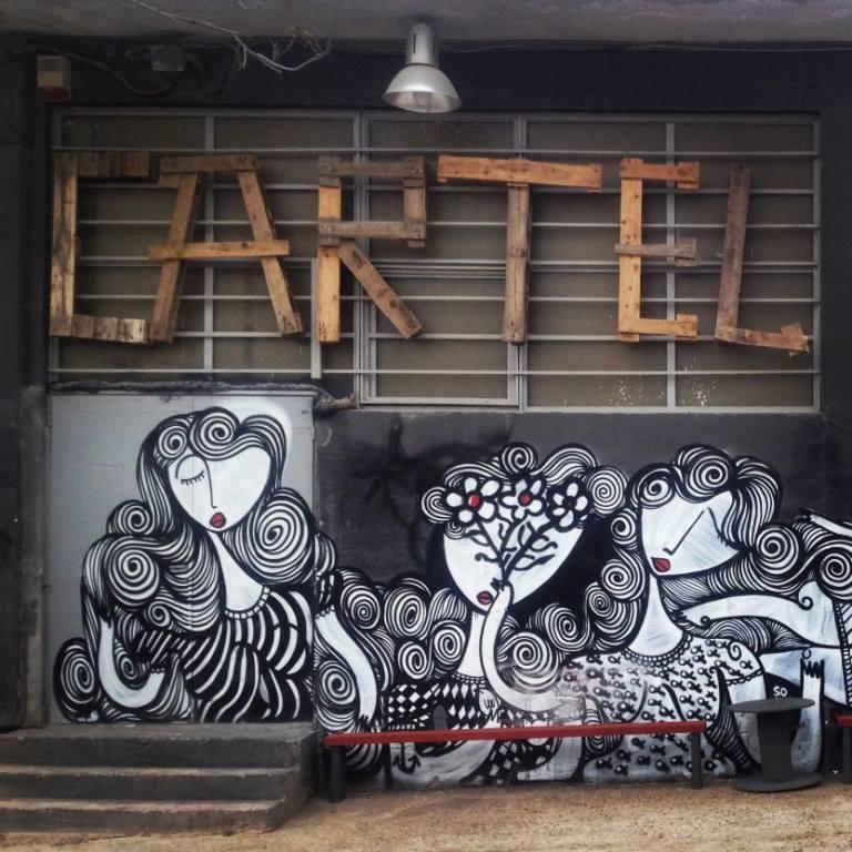 CARTEL 3οSCRATCHFestival 6