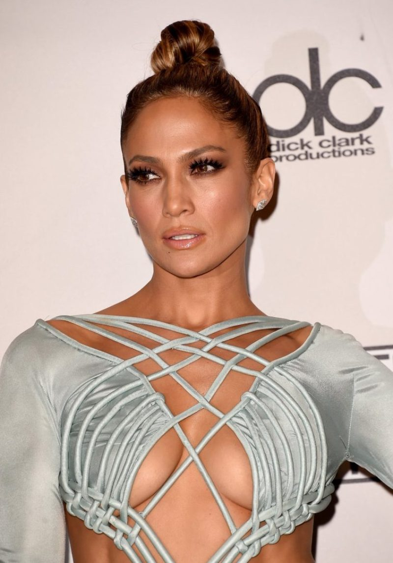 JENNIFER LOPEZ top body 25