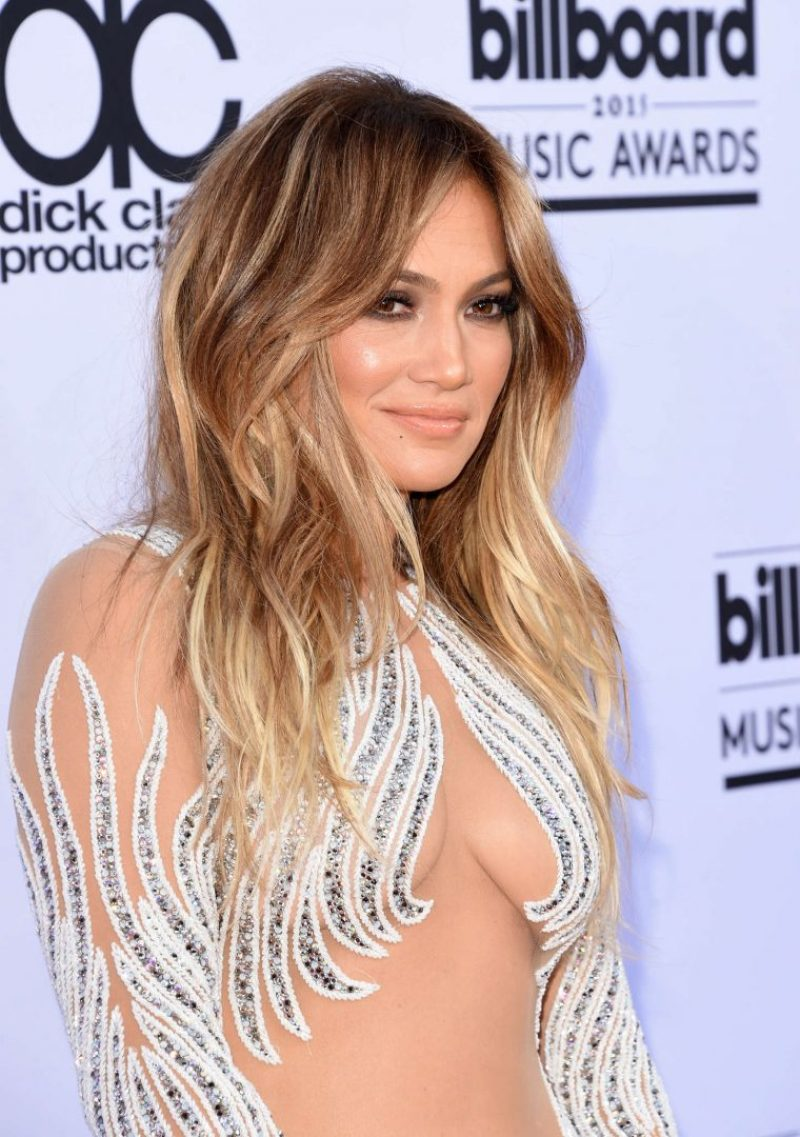 JENNIFER LOPEZ top body 36