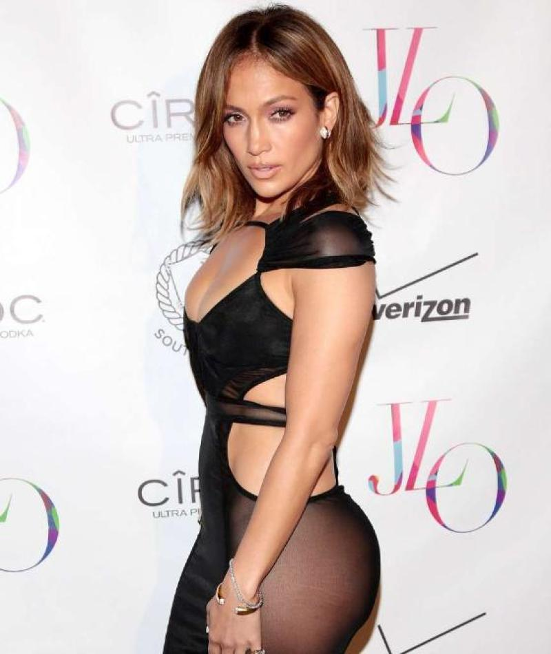 JENNIFER LOPEZ top body 60
