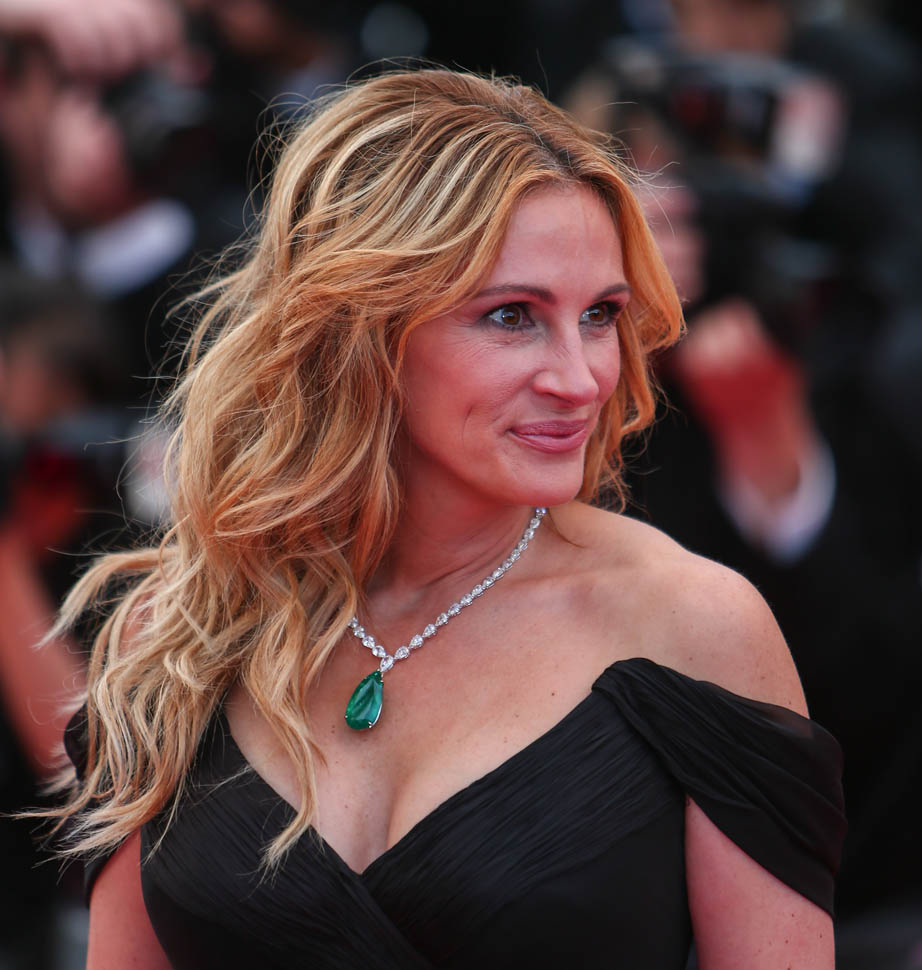 Red Carpet arrivals for the Money Monster screening at the 69th Cannes Film Festival Featuring: Julia Roberts Where: Cannes, France When: 12 May 2016 Credit: WENN.com