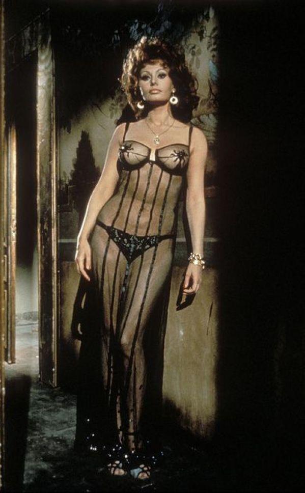 Sexy Sophia Loren 101