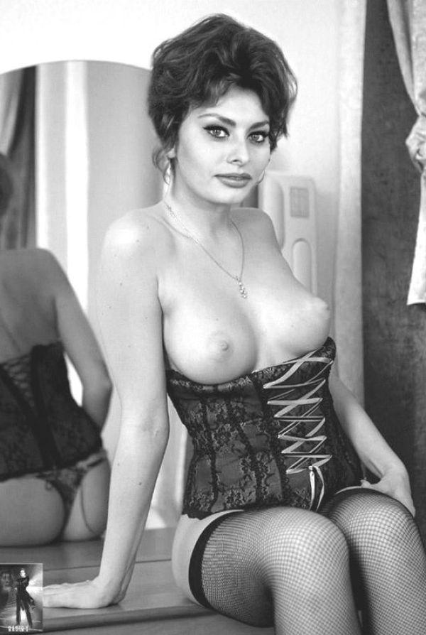 Sexy Sophia Loren 106