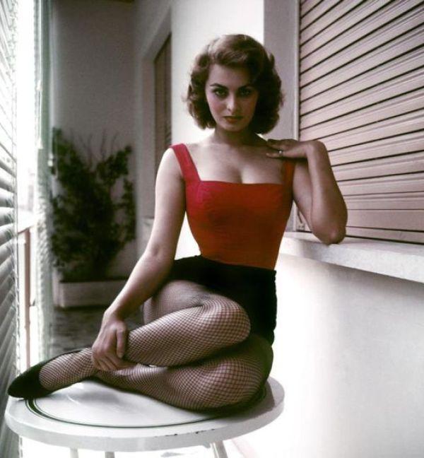 Sexy Sophia Loren 13