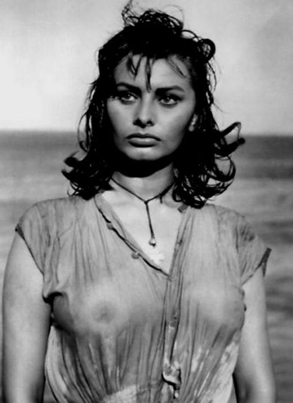 Sexy Sophia Loren 4