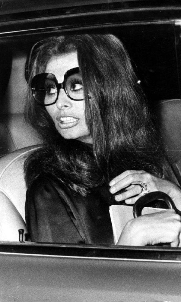 Sexy Sophia Loren 40