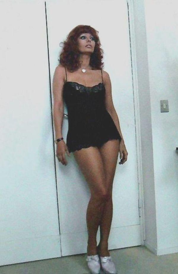 Sexy Sophia Loren 65