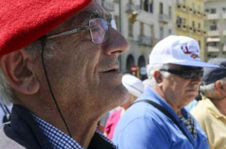 συνταξιούχων