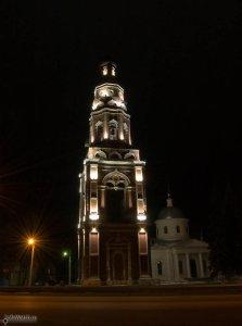Колокольня храма Михаила Архангела. Один из символов г.Бронницы