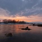 Закат на Москвареке