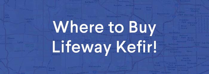 Lifeway Kefir Store Locator