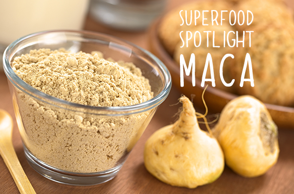 Superfood Spotlight Maca