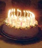 Birthday Celebration at LifeWay Network Safe House
