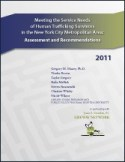 Hofstra - LifeWay Network Report on Human Trafficking Survivors