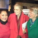NY New Abolitionists - Carmen, Gloria Steinem, Joan Dawber