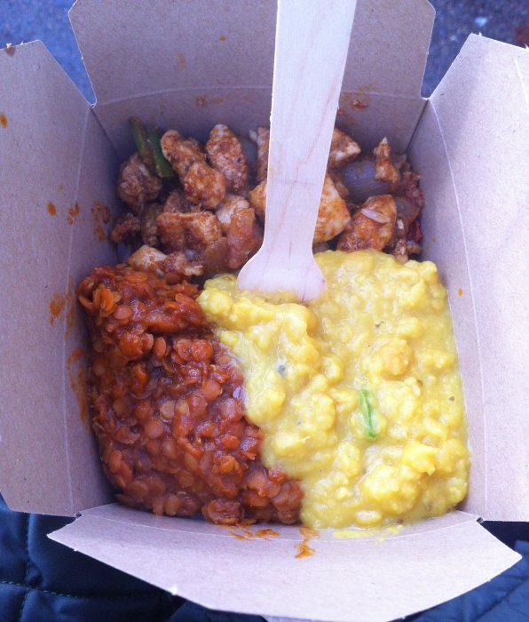 borough market ethiopian flavours london image