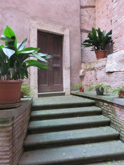 rome church door