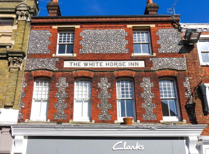 winchester the white horse inn