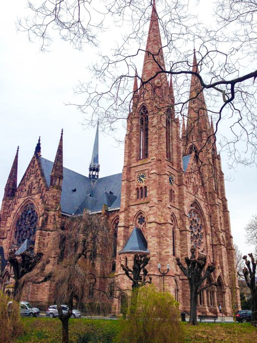 church in strasbourg