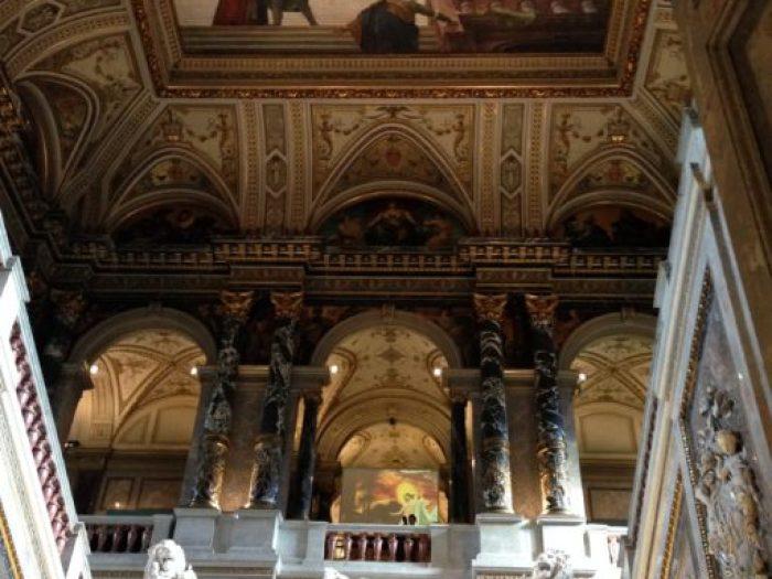 kunsthistorisches museum vienna photo