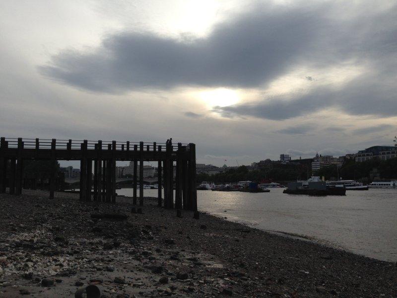 oxo tower wharf london thames riverside riverbank