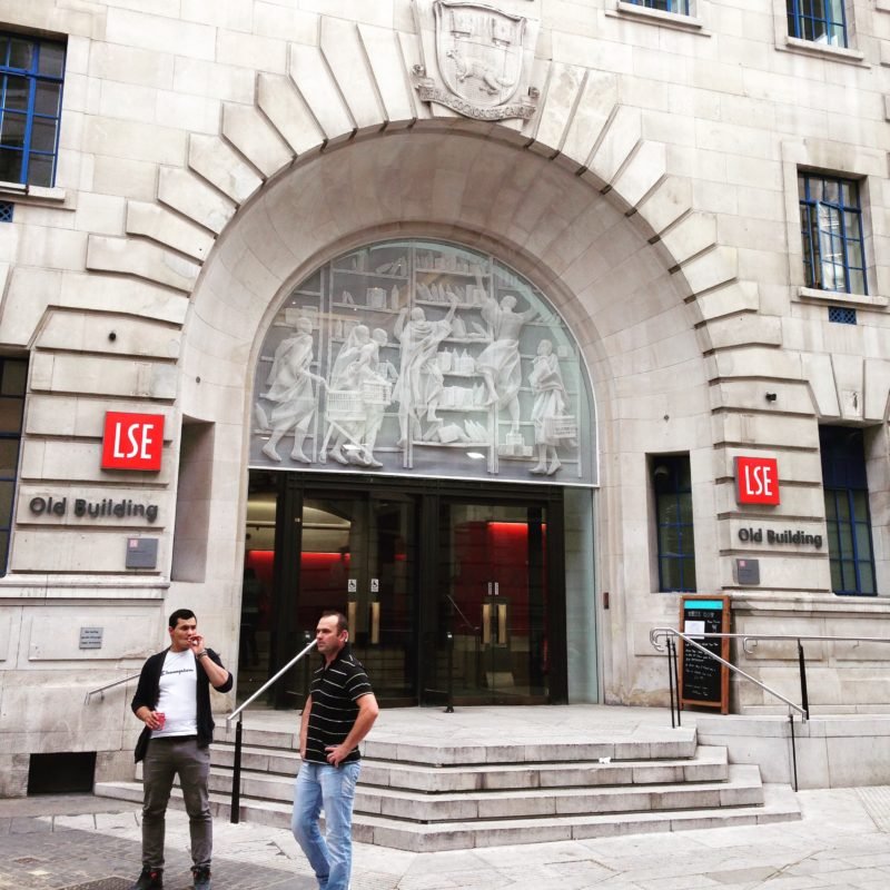 lse old building london school of economics and political science exterior