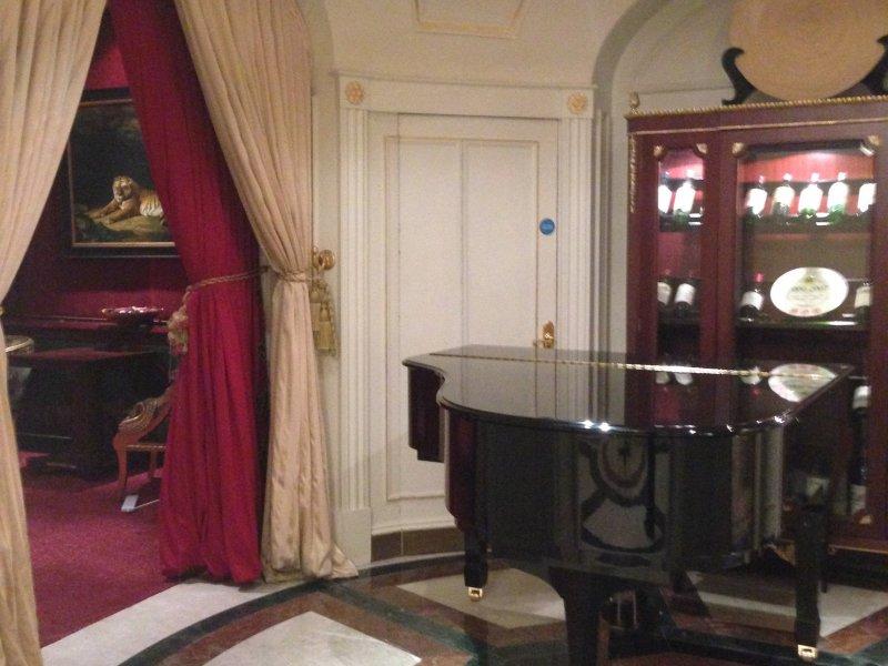 the bentley hotel london interior