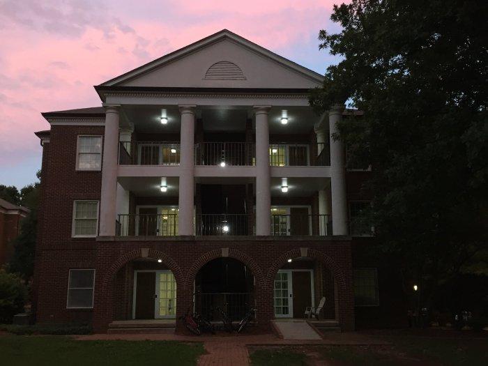 davidson college martin court b