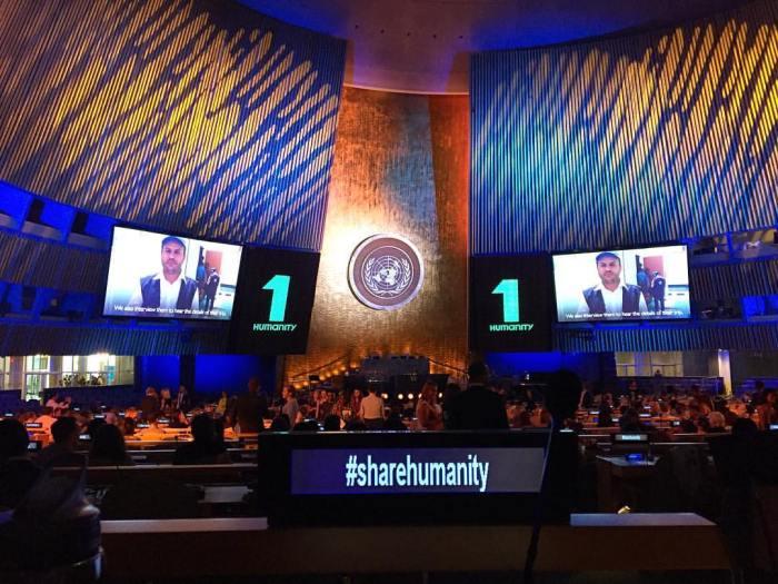 world humanitarian day united nations