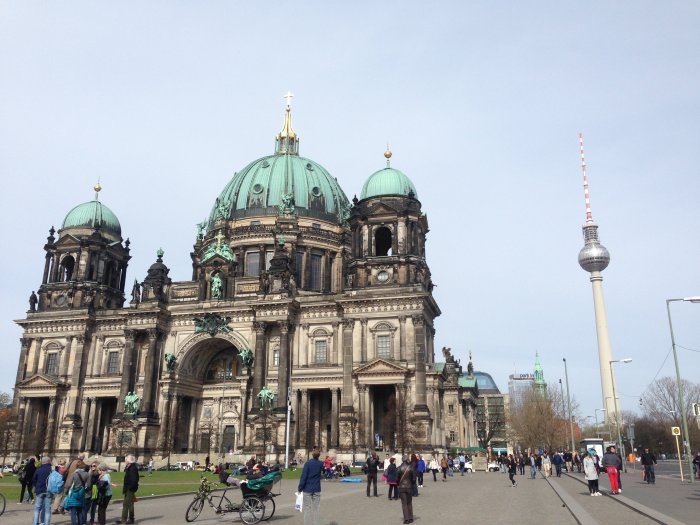 berliner dom berlin germany