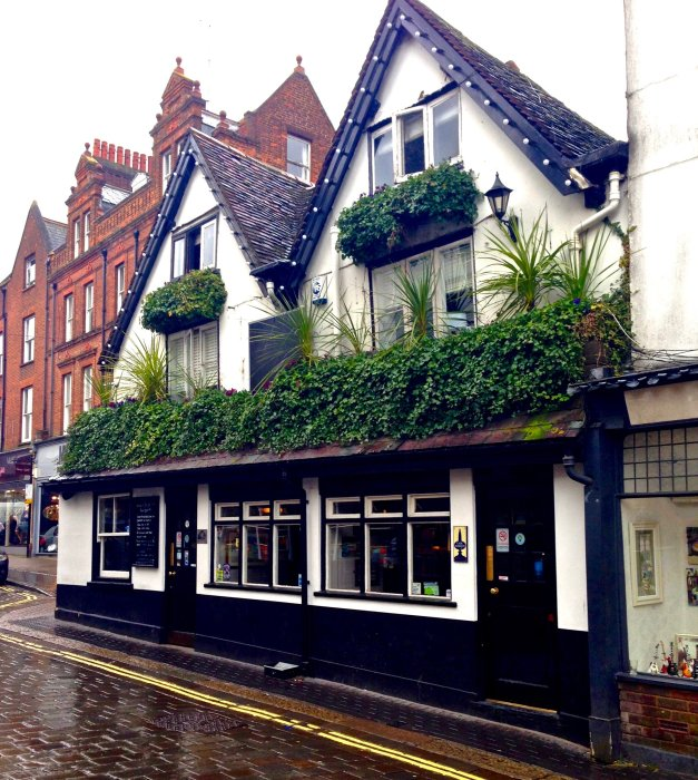 the boot pub st. albans england