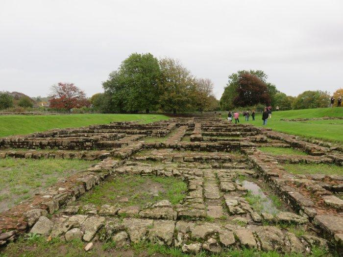 caerleon roman barracks wales