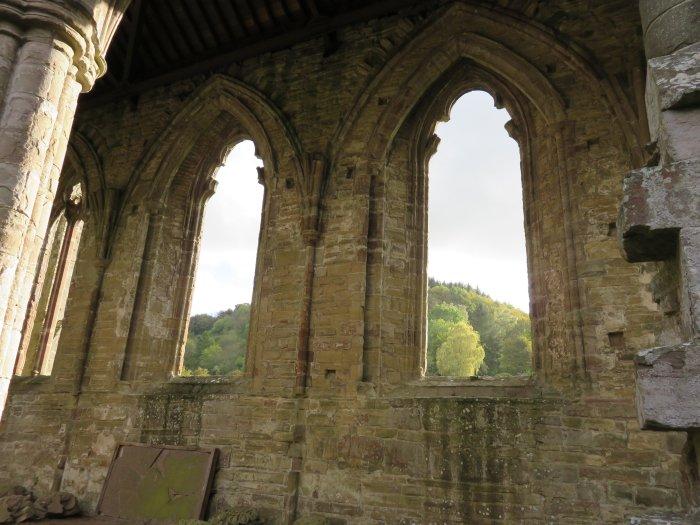tintern abbey ruins wales