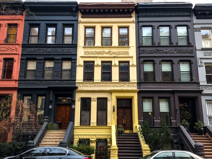 upper west side colorful streets