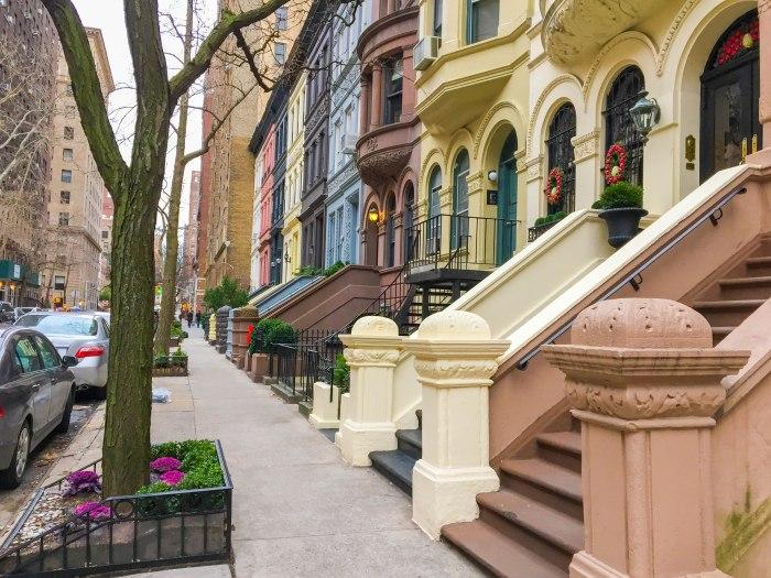 upper west side streets