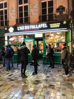 l'as du falafel paris france