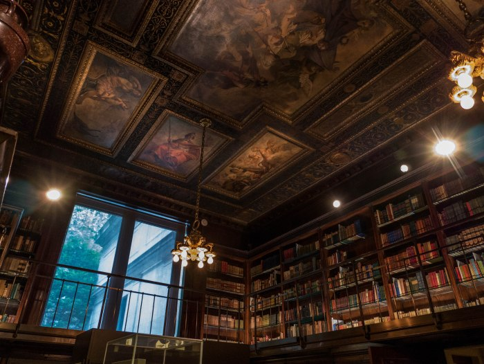 the north room the morgan library in new york city, a beautiful hidden gem in manhattan