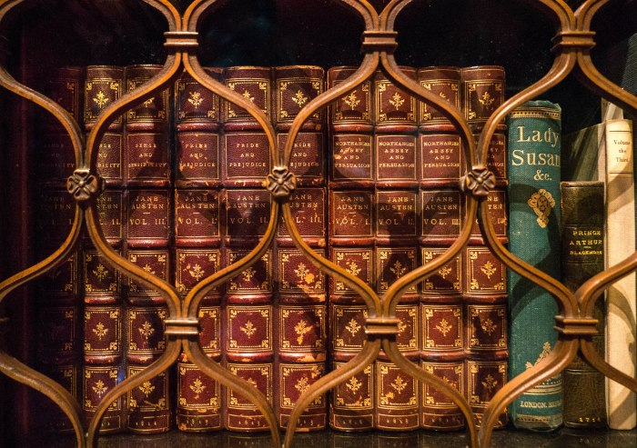 rare books at the morgan library