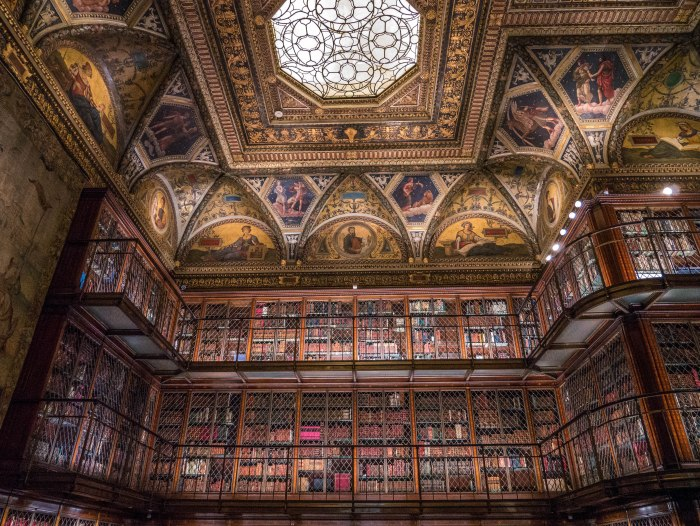 morgan library nyc