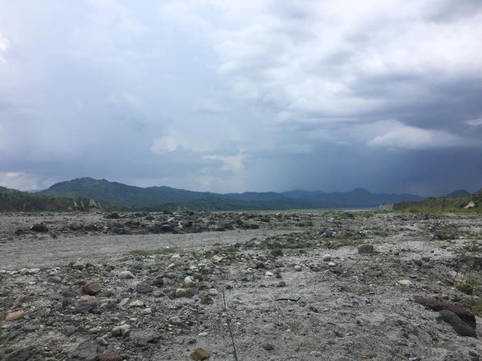 pinatubo military training ground