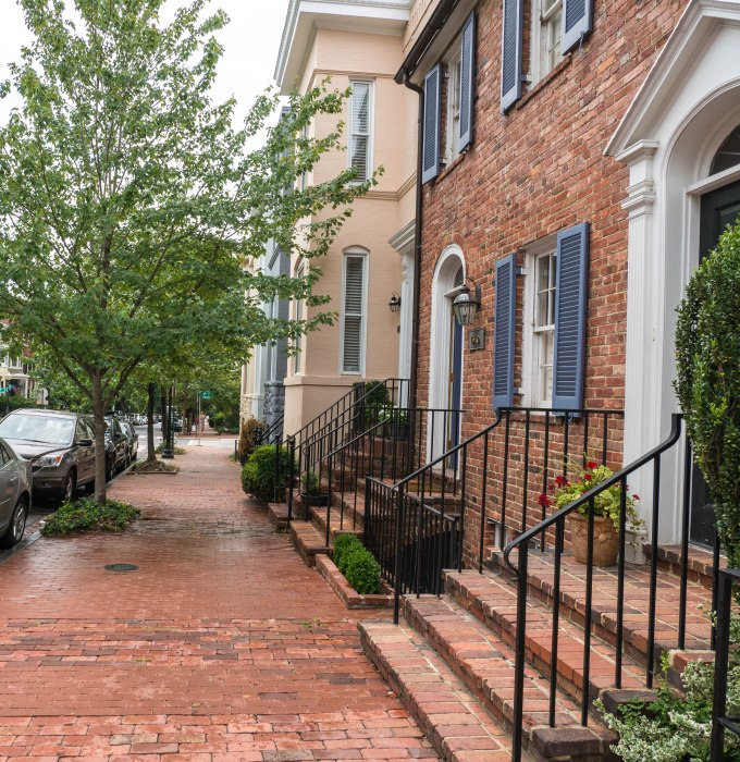 dc home georgetown