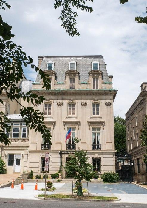 embassy row dc
