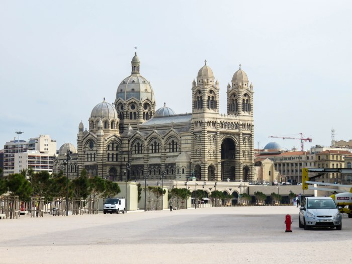 cathedrale de la major marseille france