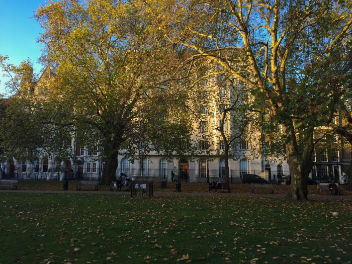 lincolns inn fields london
