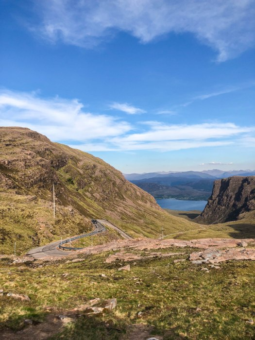 applecross bealach na ba scotland scottish highlands