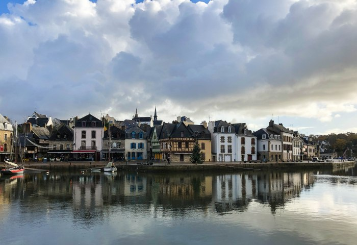 auray france harbor