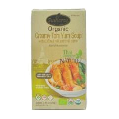 Thai Kitchen Organic Coconut Milk Sliding Baskets Sutharos Creamy Tom Yum Soup With
