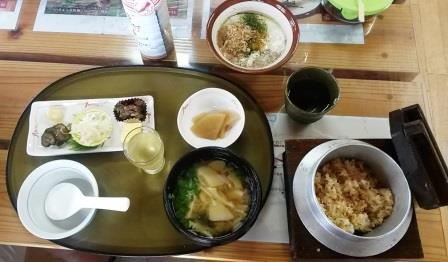 bamboo meal, bamboo