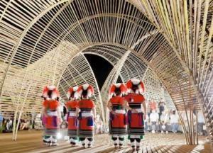 bamboo pavilion, Amis autonomy